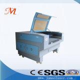 Hochleistungs--Laser-Ausschnitt-Maschine für ledernen Muster-Ausschnitt (JM-1080T)