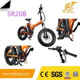 Bike тучной складчатости автошины 20X4 миниой электрический/складное Ebike 250W
