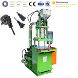 De plástico de alta qualidade do plugue do fabricante da máquina de moldagem por injeção Vertical