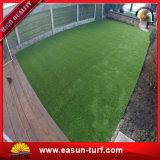 最もよい品質Uの形のフットボールのための総合的な草のカーペット