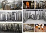 Das kleine Bier-Sterilisation-Maschinen-Bierbrauen-Geräten-/Bier-Haus