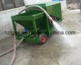 Qualitäts-Spray-Maschine für EPDM Gummikörnchen installieren