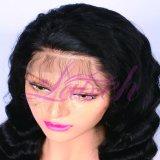 Onda profunda Virgen brasileño Cabello pelucas delantera de encaje