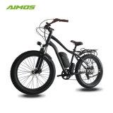 [أمس-تد-02] [48ف/500و] شاطئ قوّيّة [كريسر] درّاجة كهربائيّة