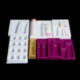Dienblad van het Tussenvoegsel van de luxe het Kosmetische Plastic voor Kosmetische Verpakking