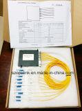 Plastic Doos CWDM- Fwdm 8CH 1550nm Laag Afhankelijk Verlies van de Polarisatie