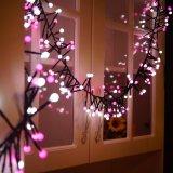 Wasserdichter Kracher beleuchtet die 400 LED-feenhaftes Farben-Licht für Hochzeit, Festival-Partei Decort