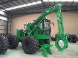 Venta caliente girar 360 grados el cargador de la cosechadora de caña de azúcar de caña de azúcar