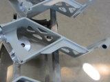 용접을 각인하는 정밀도 OEM에 의하여 주문을 받아서 만들어지는 두꺼운 격판덮개