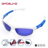 Os vidros de Sun dos esportes da pesca do voleibol Outdo o esporte dos vidros dos óculos de sol dos esportes