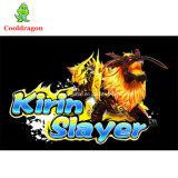 Máquina de juego del vector de juegos de los pescados del Shooting del asesino de Kirin del juego de arcada del cazador de los pescados