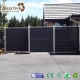 현대 옥외 목제 곡물 WPC 안전 거주 담