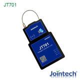 Inseguitore elettronico di GPS della serratura del contenitore con il grado impermeabile IP67 per uso esterno