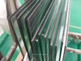Panel de doble aislamiento Templado de Vidrio para muro cortina de la puerta de la ventana