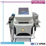 Multifuctional Salon, der Schönheits-Gerät der Instrument-Hohlraumbildung-/Lipolaser/RF abnimmt