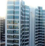 Material de decoración paneles compuestos de aluminio (ACP) para el revestimiento exterior