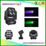 Super-stadiums-Lichter der LED-Madpanel bewegliche Hauptwäsche-4*60W