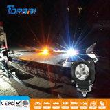 Heißes 2.4inch 12V CREE 9W schweres Arbeits-Licht des Geräten-LED