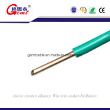 O uso Home BV cabografa o cabo isolado PVC contínuo do cobre