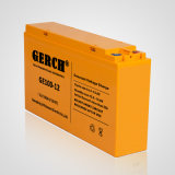 2V 375Ah isento de manutenção do fabricante da bateria de gel de ácido de chumbo para bateria de alimentação elétrica ininterrupta de energia solar de elevação do carro elevador