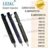 Erikc 9308-621cデルファイ制御弁28239294のユーロ4 Dacia Ejbr05102Dのためのディーゼル注入器Ejbr03301d 9308-622b L121pbdデルファイオイルディスペンサーのノズルL381pbd