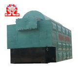 산업 포장된 사슬 거슬리는 소리 석탄에 의하여 발사되는 증기 보일러