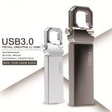 Usb-Blitz-Laufwerk 64GB 32GB 16GB Hochgeschwindigkeits-USB3.0 wasserdichter Pendrive 8GB USB-Stock