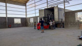 Gruppo di lavoro resistente della fabbrica della struttura d'acciaio di alta qualità veloce dell'installazione