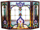 Tiffany Painel decorativo Painel Vitral