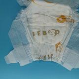 Marca os fabricantes de fraldas para bebé suave e seco a China