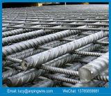 Rinforzo della rete metallica saldata concreta