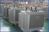 De Olie Ondergedompelde Transformator in drie stadia van de Distributie van de Macht