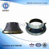 Frantoio del cono di grande capienza del frantoio per pietre del macchinario edile di Schang-Hai