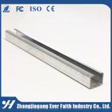 磨かれたの合金鋼鉄Cチャネル
