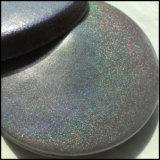 Ganz eigenhändig geschrieber Regenbogen färbt Gel-Nagellack-Pigment