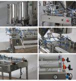 Halbautomatische doppelte Kopf-Pasten-Füllmaschine für Haar-Kleber (G2LGD280)