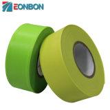 Non adhésif PVC coloré de repérage de bande d'avertissement