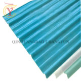 Clarabóias de plástico reforçado por fibra de folha a folha de cobertura