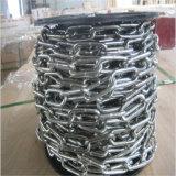 Catene a maglia medie d'acciaio galvanizzate elettriche industriali del metallo