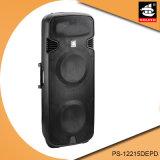 15 Zoll-verdoppeln Berufsdigital Ampere EQ iPod Bluetooth Active-Lautsprecher