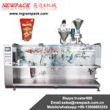 Macchina imballatrice di Doypack del granello liquido automatico orizzontale della polvere