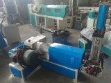 プラスチックPE PPは造粒機のペレタイザーのための機械装置をリサイクルする