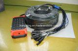 高品質の音声は4つのリターンと16/24/32のチャネル50m XLRの色分けされたヘビケーブル(TRSリターン)送る