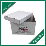 Imprimé personnalisé Boîte en carton ondulé Boîte d'archivage personnalisées
