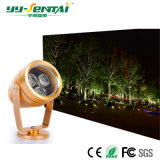 高品質の屋外3W LEDの点ライト