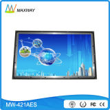 42 Handels-HD geöffneter Rahmen LCD des Zoll-, derbildschirm (MW-421AES, bekanntmacht)