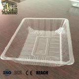 包装および皿のためのPVC透過プラスチックシートを曲げる風邪か熱