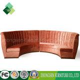 Sofá secional do sofá chinês moderno da sala de visitas do couro da mobília do estilo