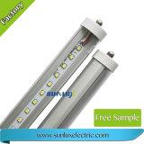 Gefäß-Leuchtstofflicht der Verkollkommnungs-T8 LED des Licht-3FT 10W 12W LED