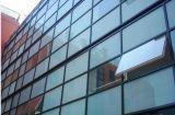 Полость/после того как я изолированы/закалили/стекло здания ненесущей стены